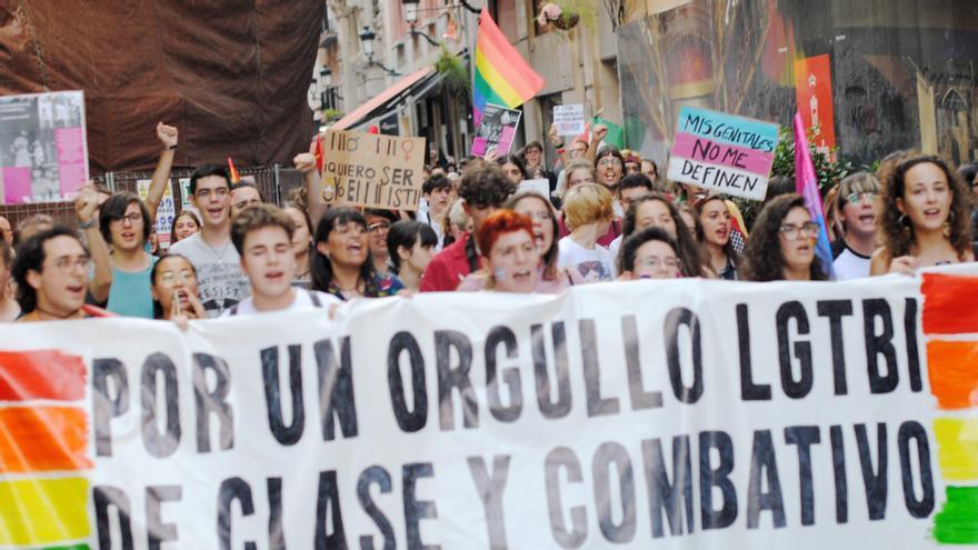 Celebración del 'Orgullo crítico' / ARIEL ANDREO PÉREZ