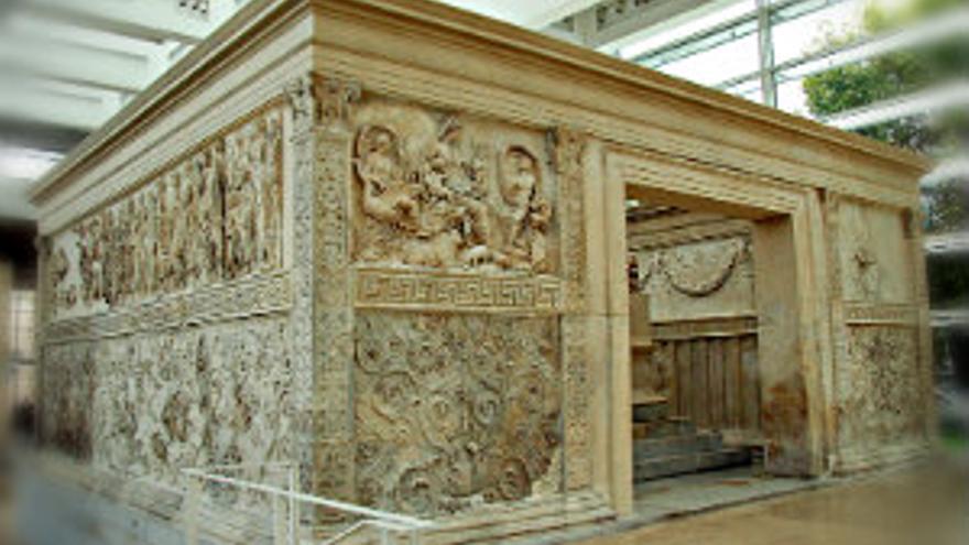 Altar de Pérgamo: las alternativas