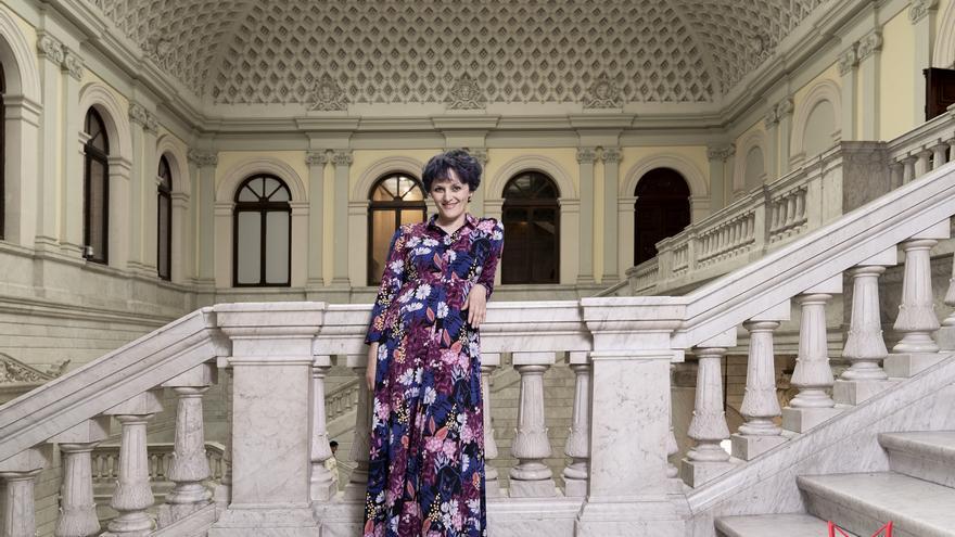 Isabel de Ocampo / Foto: José Mercado