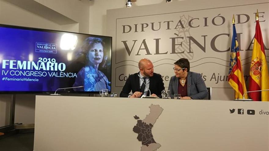 Presentación del Feminario de la Diputación de Valencia