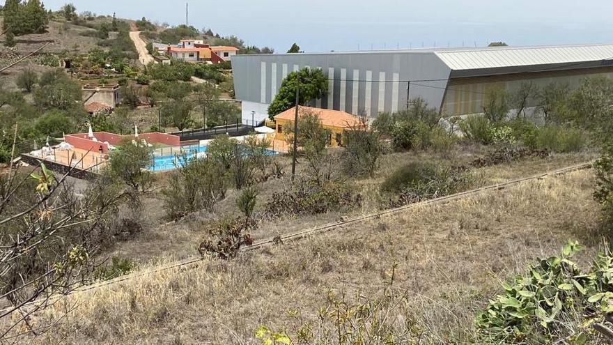 Puntagorda adquiere parcelas para construir viviendas y ampliar infraestructuras