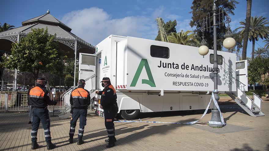 Cribado poblacional en Córdoba |TONI BLANCO