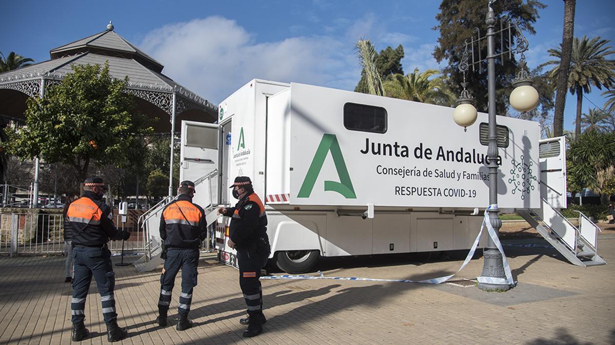 Cribado poblacional en Córdoba