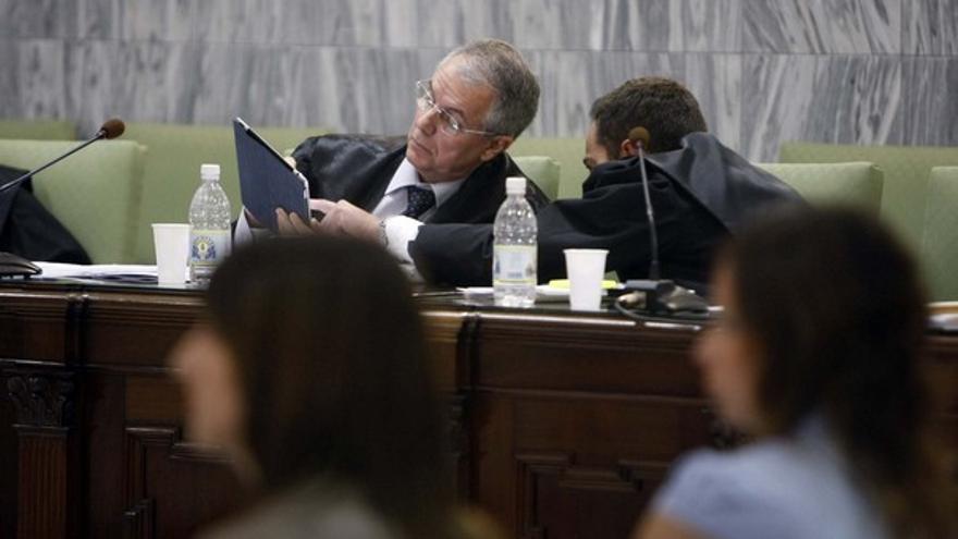 Del juicio del 'caso Kárate' #20