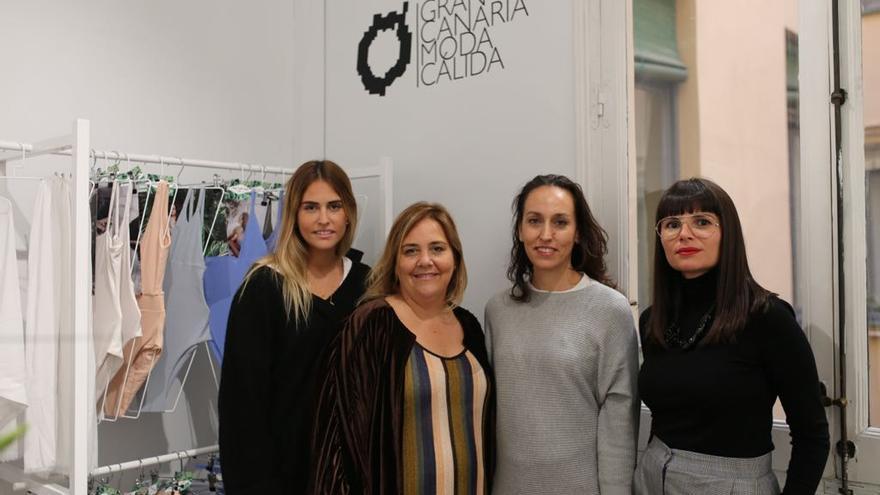 Diseñadoras de Gran Canaria Moda Cálida