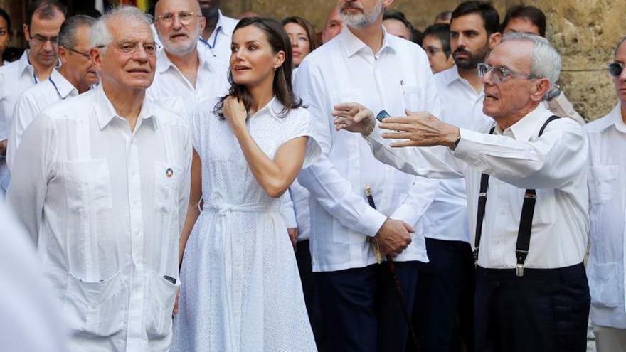 """Ver a los reyes en La Habana ha sido """"una ilusión cumplida"""" para los cubanos"""