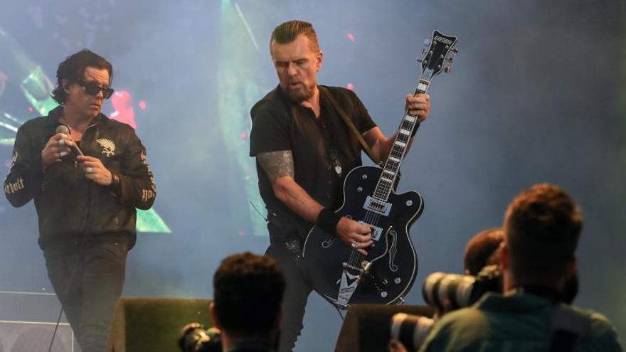 """The Cult celebrará los 30 años de """"Sonic Temple"""" en el Azkena Rock de Vitoria"""
