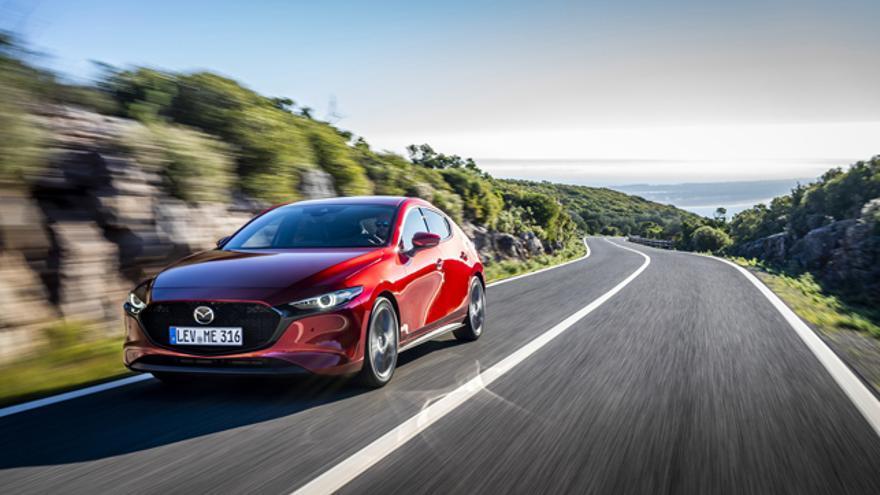 El nuevo todocamino de Mazda, el CX-30.