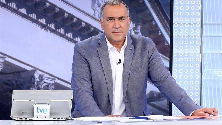 """Xabier Fortes contesta al """"linchamiento"""" a La noche en 24 horas por entrevistar a Otegi: """"Se llama periodismo"""""""