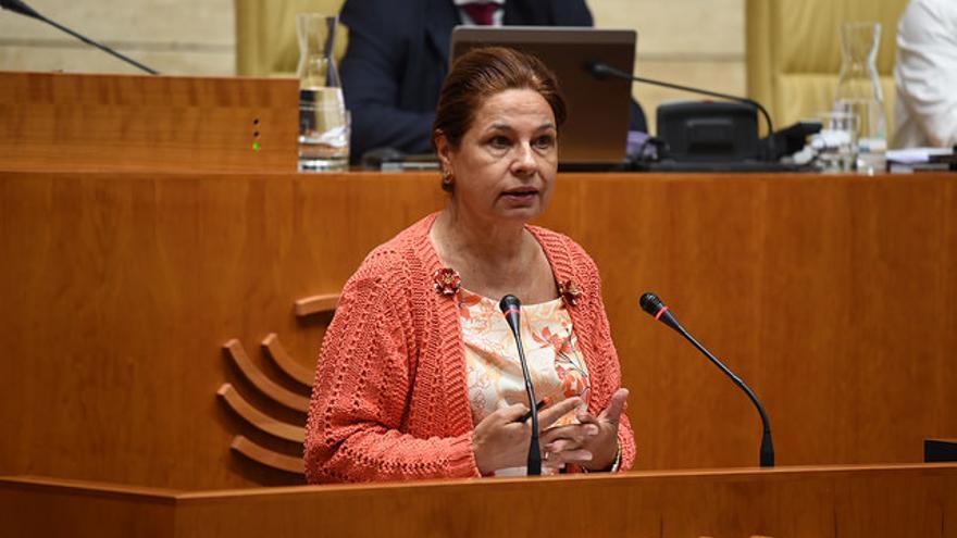 Pilar Blanco-Morales Administracion Pública Hacienda Extremadura
