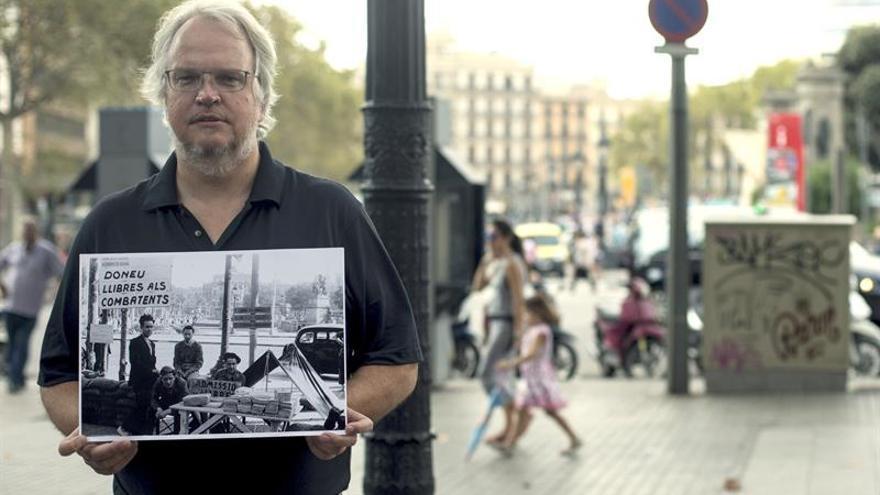 Publican 210 fotos inéditas de la Guerra hechas por un conductor de ambulancia