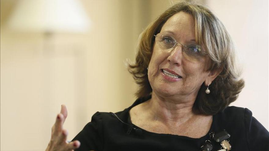 Grynspan confía en el apoyo privado al intercambio académico con Iberoamérica