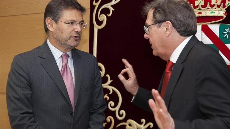 """Catalá pide no especular sobre el caso Canal, que parece un """"asunto complejo"""""""