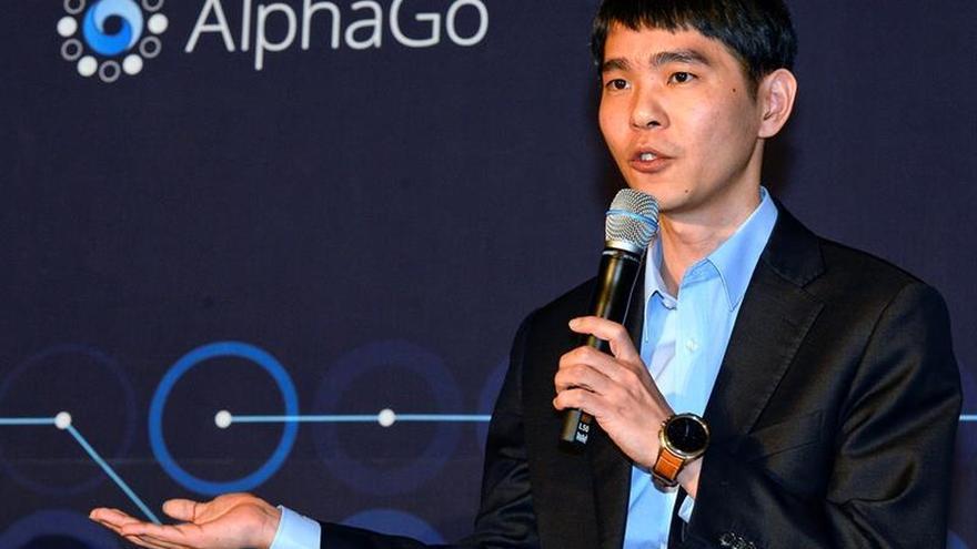 El campeón chino de go acepta el reto de Google y se medirá contra AlphaGo