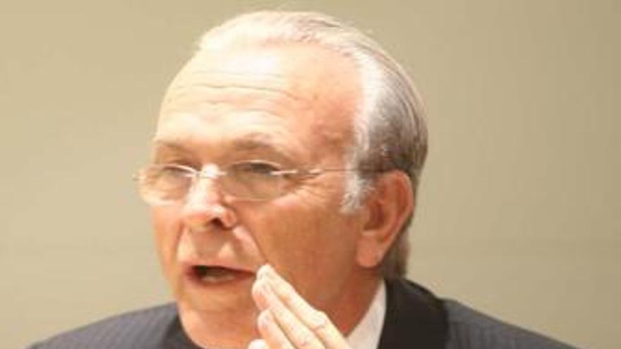 Presidente de la caixa y ceca, Isidro Fainé