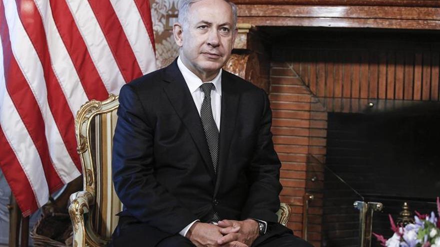 """Netanyahu dice que las críticas de EEUU a las nuevas colonias son """"inaceptables para Israel"""""""