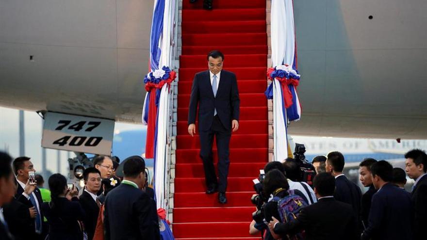ASEAN y China se reúnen en una cumbre con la disputa territorial de fondo