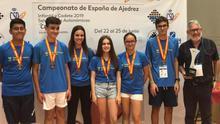 Canarias consigue un histórico segundo puesto en el Campeonato de España Sub 16 de ajedrez