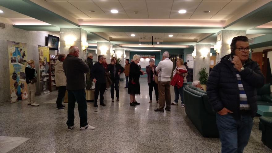 Los pasajeros afectados por la cancelación de Vueling en el aeropuerto de El Prat