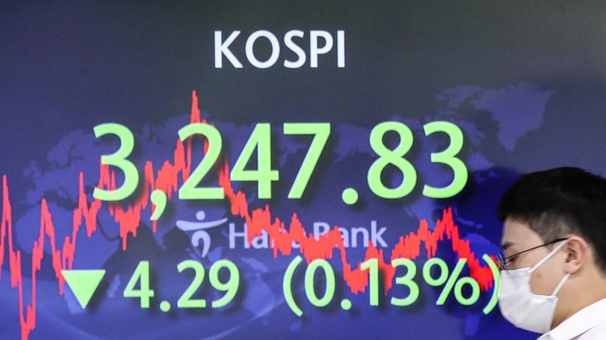 Seúl sube un 0,77 % pese al avance de la inflación en EE.UU.