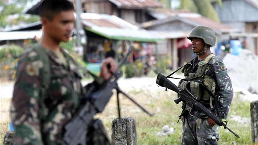Muere el terrorista Basit Usman en enfrentamientos en el sur de Filipinas