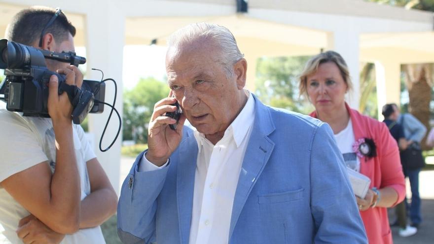 """Administrador de la finca donde murió Blesa: """"La presión se cargó a Barberá y se ha cargado a Blesa"""""""