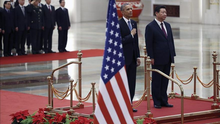 Xi y Obama inician su segunda jornada de conversaciones en Pekín