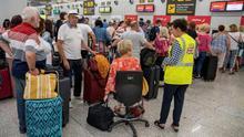 Casi 15.000 turistas de Thomas Cook han sido repatriados al Reino Unido