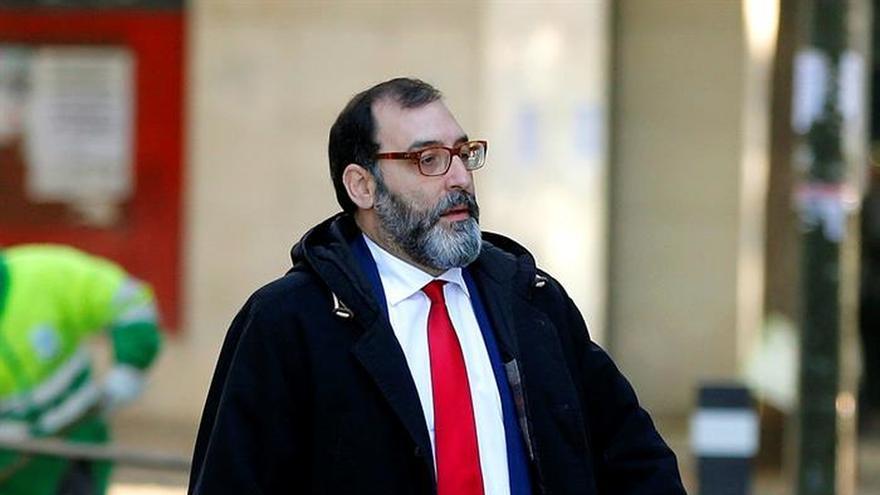 El juez pide a TSJM que investigue al diputado del PP Daniel Ortiz por Púnica