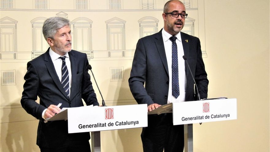 """Generalitat y Gobierno pactan garantizar que el espacio público sea """"neutral para todos"""""""