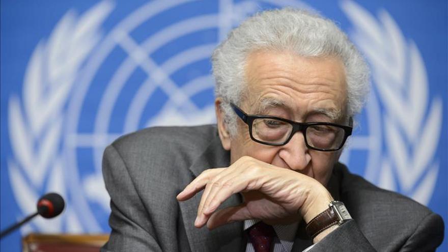 Abordar el terrorismo es clave en el proceso de paz para Siria, según un mediador