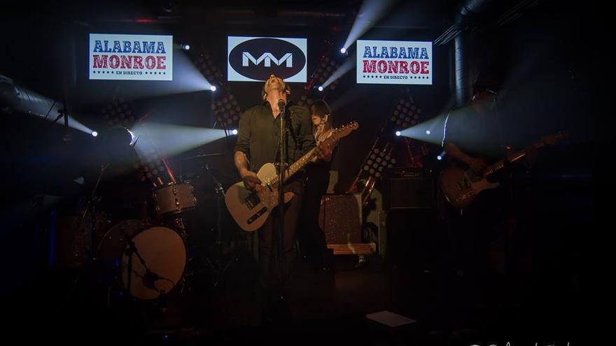 Alabama Monroe en concierto | Black8photo