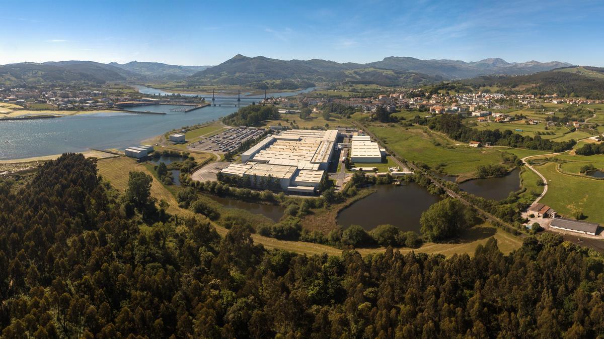 Planta de SEG Automotive de Treto.