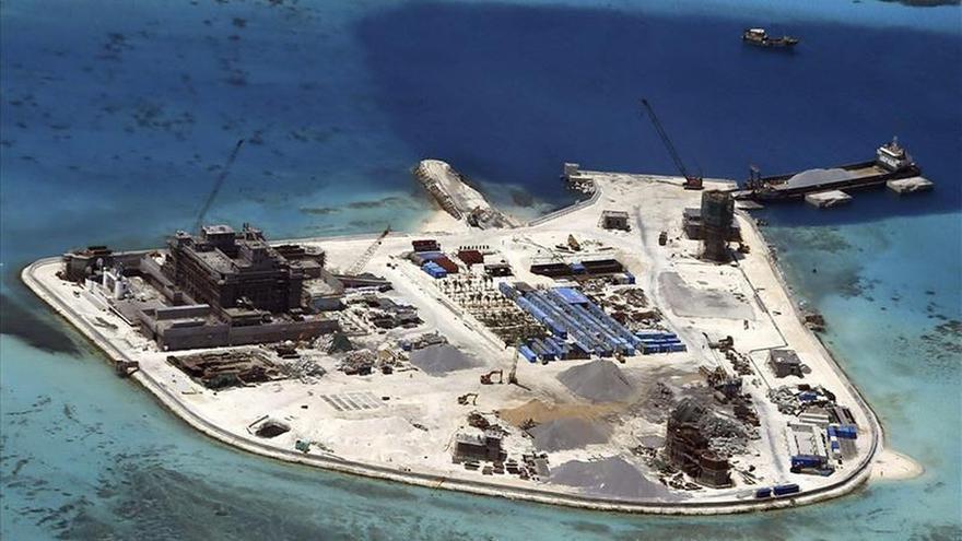 China busca erigirse como potencia marítima en medio de las tensiones con EEUU