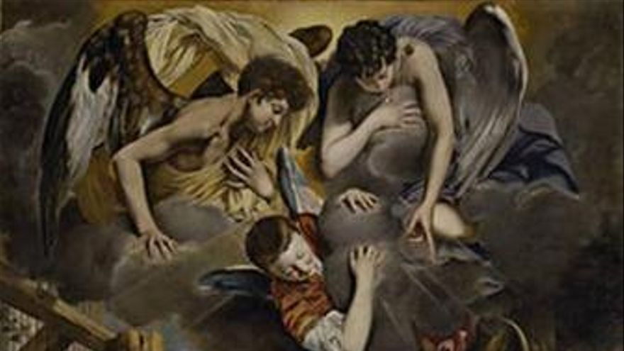 Adoración de los pastores de Juan Bautista Maíno