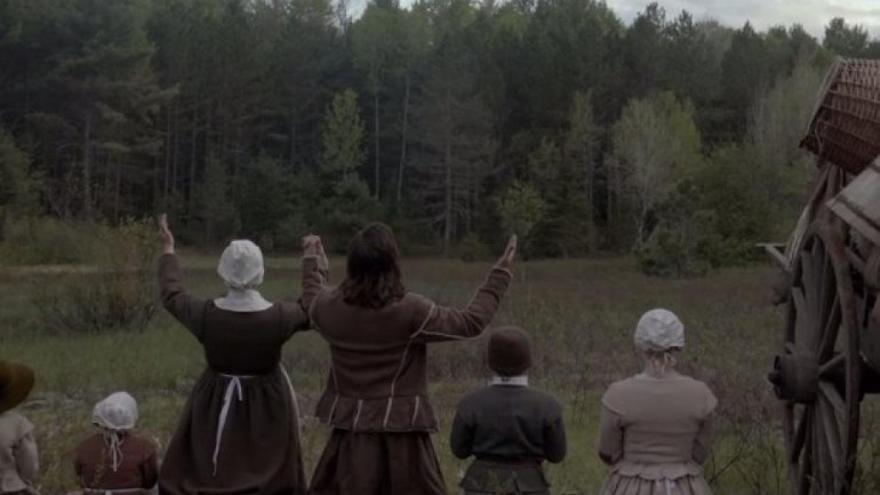 'La bruja' es un drama familiar de corte gótico