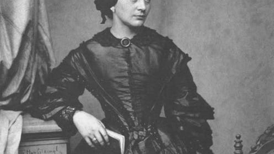 Clara Schumann, sobre 1850