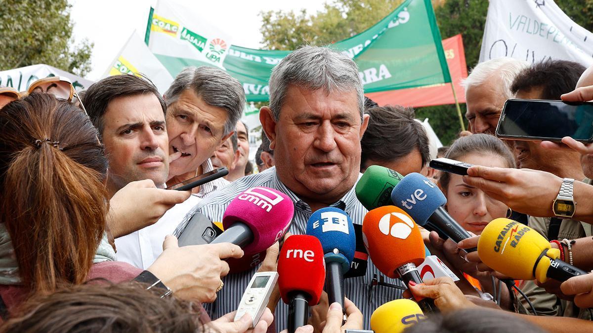 Lorenzo Ramos se presenta a la reelección