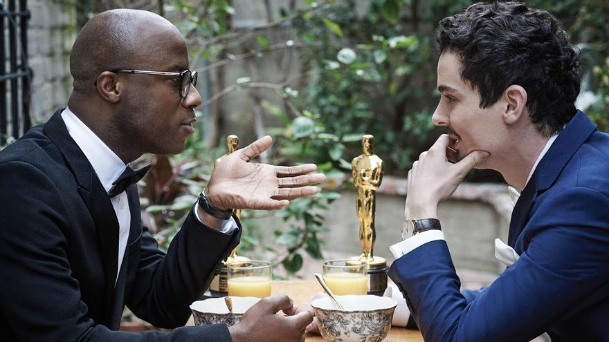 Barry Jenkins y Damien Chazelle charlan para la revista 'Variety' horas después de los Oscar