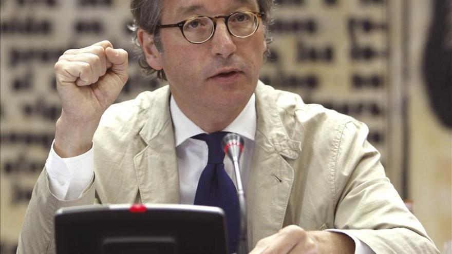 Lassalle anuncia un incremento para Cultura en los Presupuestos del Estado