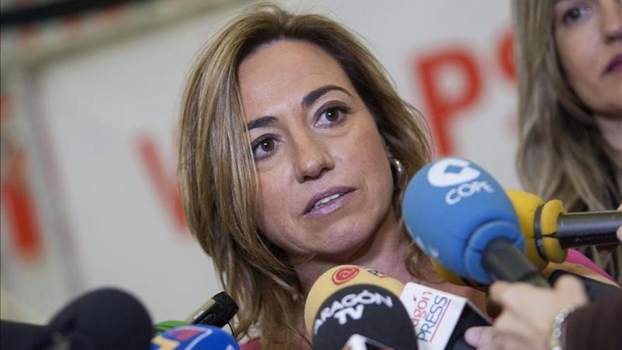 """Chacón pide al PSC ser """"claro y franco"""" y huir de la """"confusión"""""""