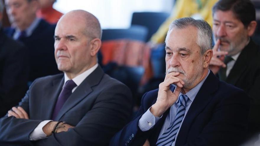 Llega la hora de Griñán y Chaves en el juicio del caso ERE