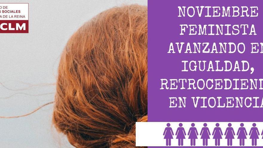 Cartel del 'Noviembre Feminista'