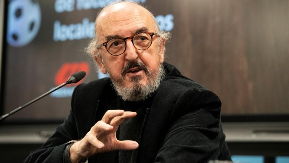 El empresario Jaume Roures en una imagen de archivo.