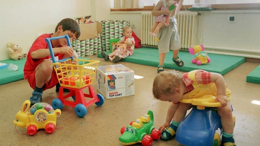 """Los niños de 7 meses a 3 años están """"en la mejor edad"""" para aprender idiomas"""