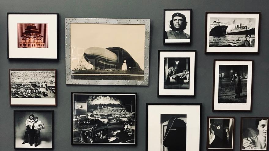 Detalle de la muestra 'Private Photo Collection of Helmut and June'