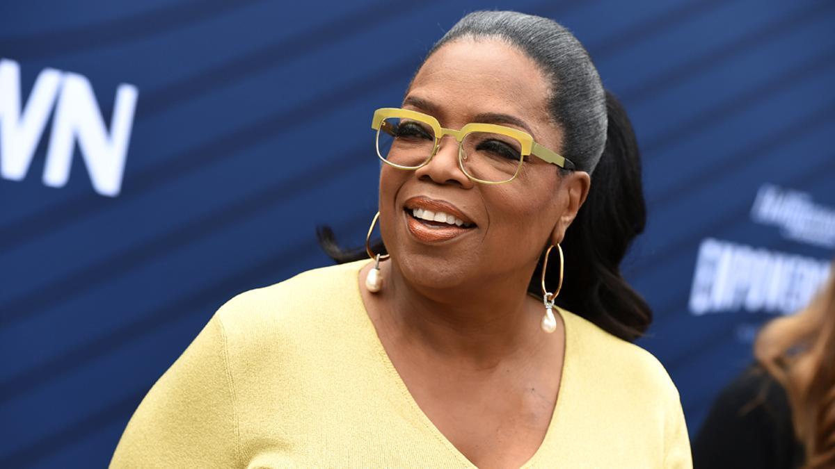 Oprah Winfrey, en una imagen de archivo