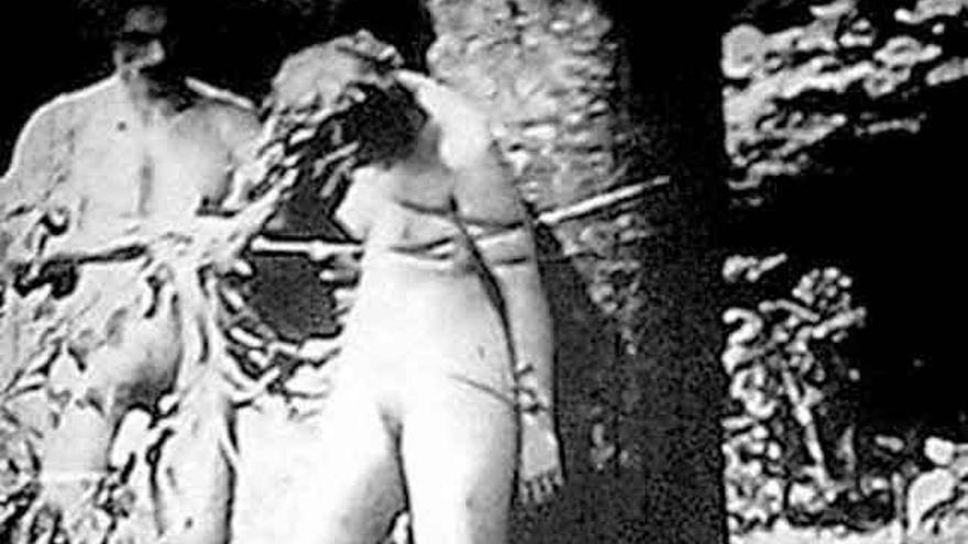Supuesto fotograma de las películas de Sachsenwald | Letras Libres
