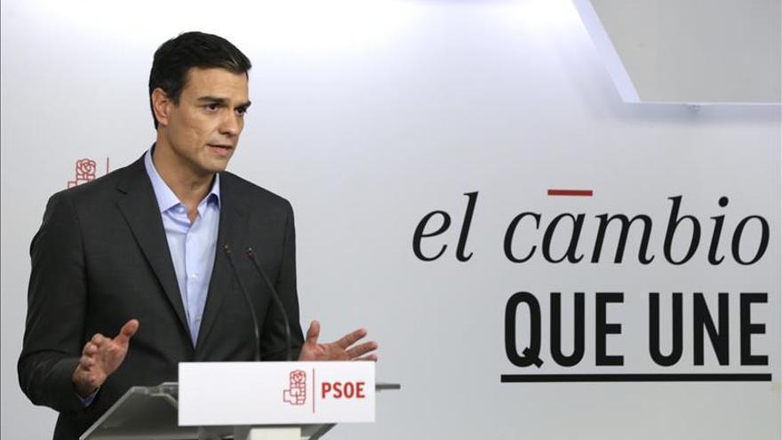 """Sánchez promete un pacto de Estado que erradique el """"terrorismo machista"""""""