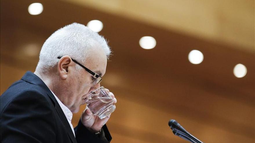 """IU pide a Rajoy su dimisión por montar su Gobierno sobre una """"gran mentira"""""""